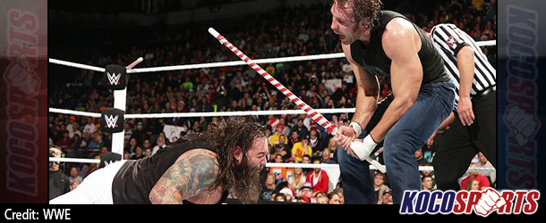 WWE Monday Night Raw results & footage – 12/22/14 – (Ambrose and Wyatt deliver season's beatings)