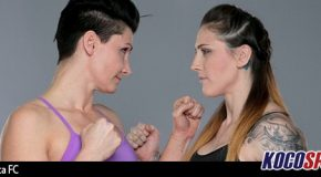 Megan Anderson vs. Charmaine Tweet will headline Invicta FC 21 on January 14th in Kansas City