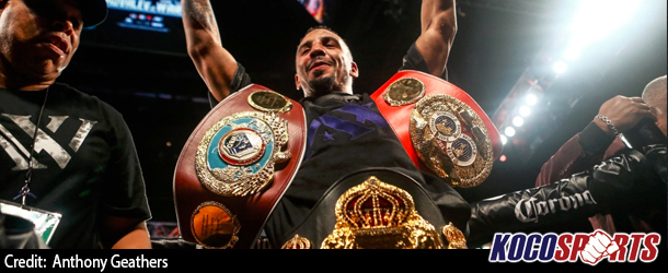 Andre Ward defeates Sergey Kovalev to becomes the new Unified Light Heavyweight Champion