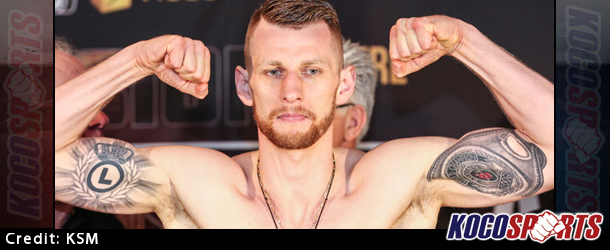 Andrzej Fonfara knocked down Julio Cesar Chavez Jr. for the first time in his career