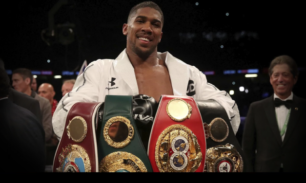 Anthony Joshua tops Joseph Parker to unify WBA, WBO and IBF Heavyweight Titles