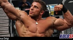 Artemus Dolgin planning to bring back Golden Era aesthetics with new Bodybuilding Show