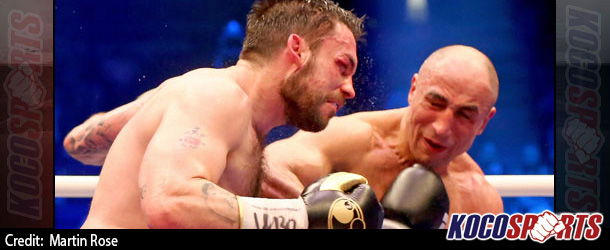Arthur Abraham sends former DJ turned boxer Paul Smith into a spin as he retains WBO super-middleweight world title