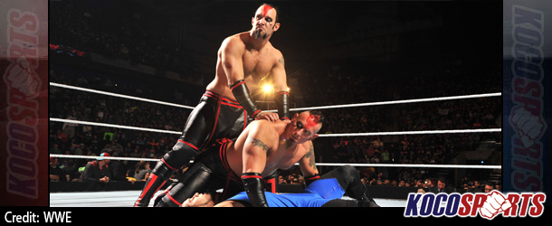 Video: WWE Monday Night Raw Coverage – 01/05/15 – (The Ascension vs. Two Local Athletes)