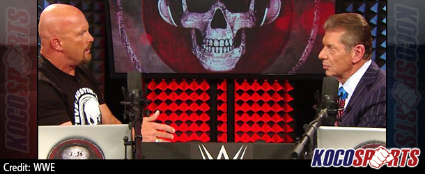 "Video: WWE ""Stone Cold"" Podcast with Vince McMahon – 12/01/14 – (Full Show)"