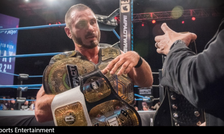 """Austin Aries earns Impact Wrestling """"Grand Slam"""" with Grand Championship win"""