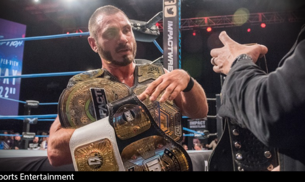 "Austin Aries earns Impact Wrestling ""Grand Slam"" with Grand Championship win"
