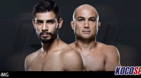 BJ Penn vs. Yair Rodriguez set to main event UFC Fight Night 103 on Jan. 15 in Phoenix