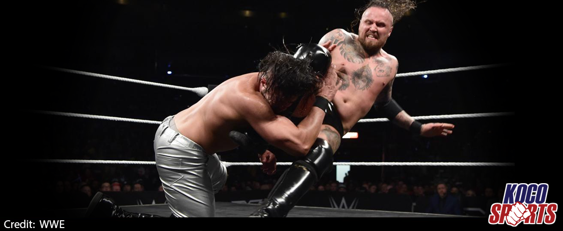 "NXT Takeover ""New Orleans"" results – 07/04/18 – (Aleister Black claims the NXT Championship)"