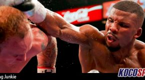 Badou Jack vacates the WBC super middleweight championship; moves to light heavyweight
