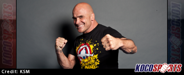 Bas Rutten almost had a kickboxing match with Evander Holyfield.