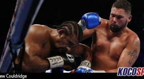 Tony Bellew stuns David Haye with 11th round stoppage of thrilling heavyweight clash