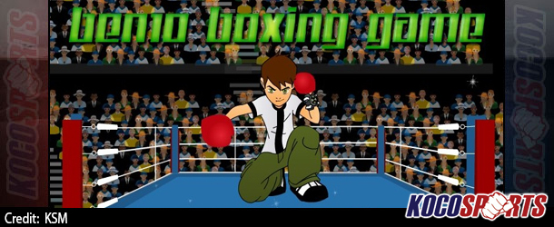Combat Sports Arcade: Ben 10 Boxing 2 – (Flash Game)