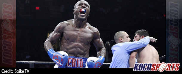 Premier Boxing Champions results – 03/13/15 – (Andre Berto defeats Josesito Lopez by referee stoppage)