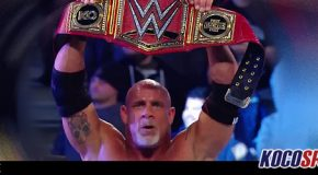 Video: An inside look at Bill Goldberg's intense WrestleMania XXXIII workout & preparation