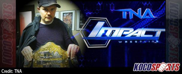 TNA wrestling sign former Smashing Pumpkins star, Billy Corgan, as the Senior Producer for Creative and Talent Development