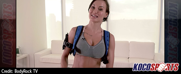 "Video: Kick off 2015 by finding out your fitness level with the BodyRock ""HiitMax – Fit Test"""