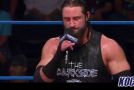 "TNA star Thomas ""Bram"" Latimer arrested for domestic battery by strangulation yesterday"