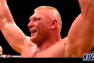 WWE's Brock Lesnar pummels UFC's Mark Hunt to earn a victory in his MMA return at UFC 200