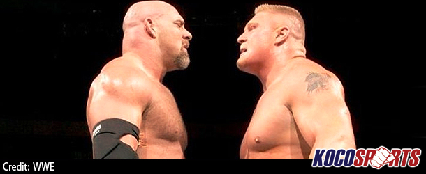 WWE officially announces Bill Goldberg vs. Brock Lesnar for Survivor Series in Toronto on November 20th