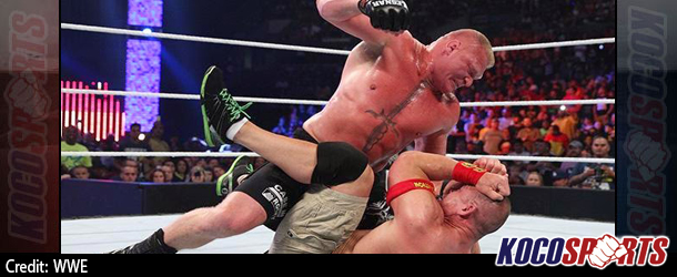 Dana White comments on a possible UFC return for WWE champ Brock Lesnar