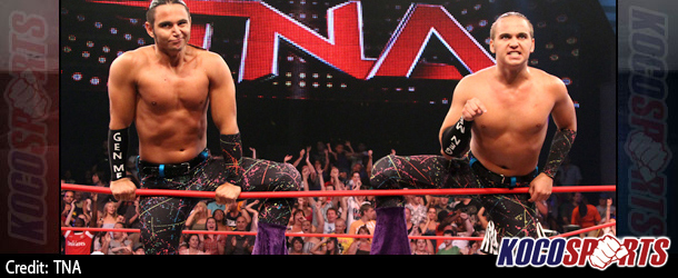 """WWE looking to trademark """"Too Sweet"""" hand gesture; The Young Bucks fire back at the thought"""