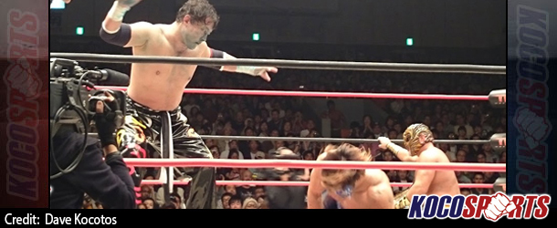 Image Gallery: TNA Bound for Glory – 10/12/14 – (Over 120 images from ringside in Tokyo, Japan!)