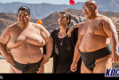 "Mongolian sumo wrestler, Byambajav ""Daishochi"" Ulambayar, stars in One Direction music video"