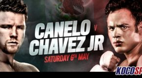 "Video: Saul ""Canelo"" Alvarez vs. Julio Cesar Chavez Jr. – 05/06/17 – (Full Show)"