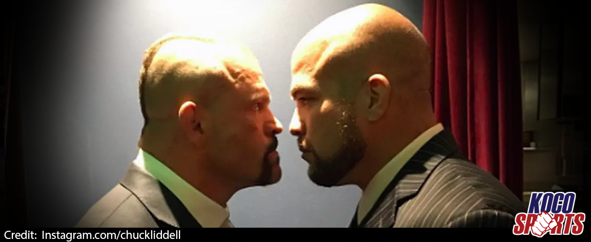 Scott Coker unsure if Bellator would be able to promote third Chuck Liddell vs. Tito Ortiz fight