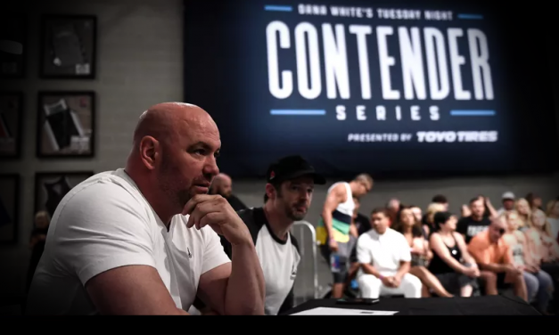 UFC announces late-notice replacements for week 3 of the Contender Series