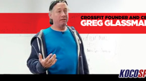 Video: CrossFit founder, Greg Glassman, featured on CBS fitness industry report