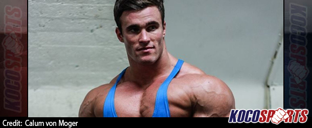 Video: Cure even the worst case of sickly shoulders with Calum von Moger's delt demolition workout