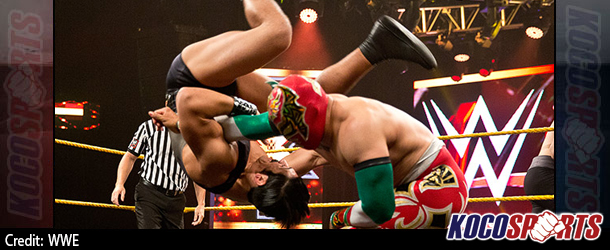 """WWE NXT results – 09/04/14 – (The Ascension meet """"TakeOver"""" opponents; Fatal 4-Way participants in action!)"""