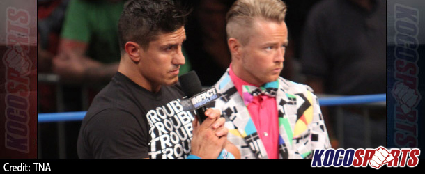 Video: TNA Impact Wrestling coverage – 10/01/14 – (Ethan Carter III puts Rockstar Spud in his place)