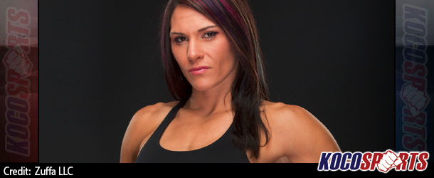 UFC's Cat Zingano featured in the latest issue of ESPN Magazine