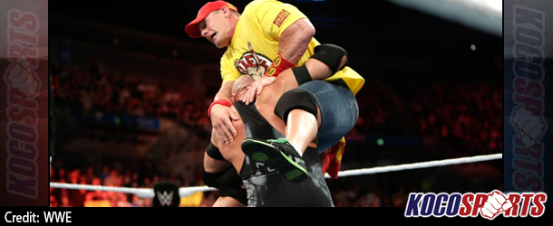 "Audio: Koco's Corner – ""WWE Monday Night Raw"" Review – 11/10/14 – (The Cena Show comes to the UK)"