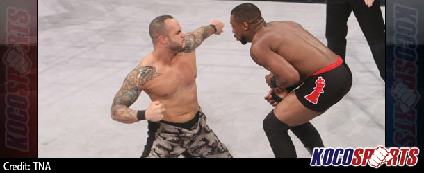 Video: TNA Impact Wrestling coverage – 09/17/14 – (Kenny King vs. Chris Melendez)