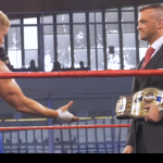 """Video: If Cody Rhodes wins the ROH world title, he will receive an NWA title shot at """"All In"""""""