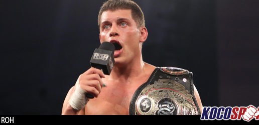 Cody Rhodes and the Young Bucks in discussions to host a self-financed wrestling event