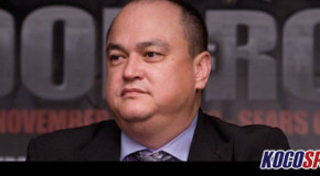 "Bellator MMA president, Scott Coker, says he likes the idea of bringing the ""Ali Act"" to MMA"