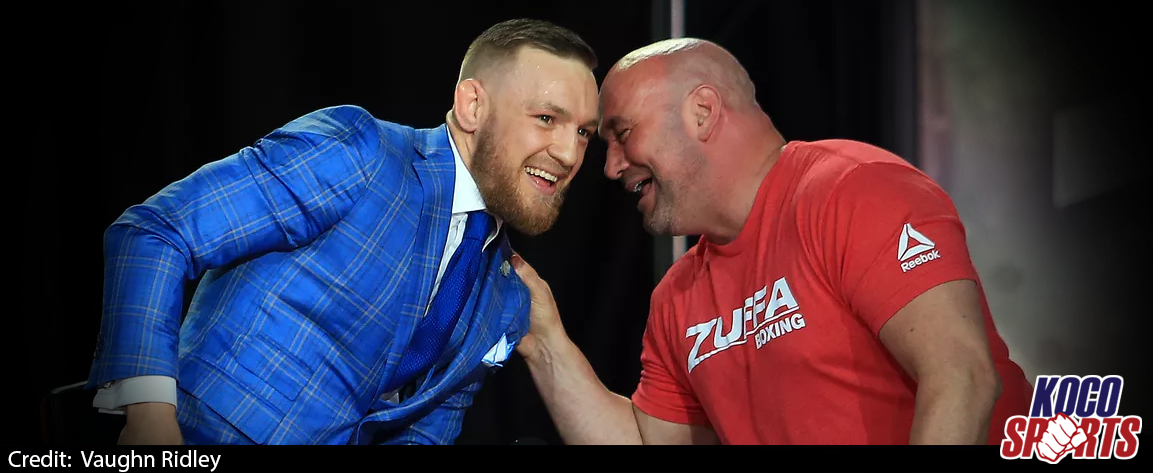 Dana White says Conor McGregor understands UFC 223 situation; may never fight again