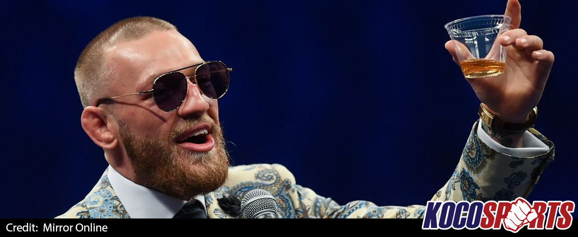 Conor McGregor goes on New Year Twitter rant against Nurmagomedov & Mayweather