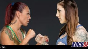 "Cris ""Cyborg"" Justino vs. Megan Anderson for featherweight title slated for UFC 214 on July 29th"