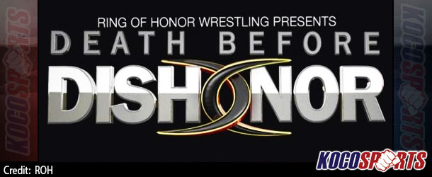 Video: ROH Death Before Dishonor XIII – 07/24/15 – (Full Show)