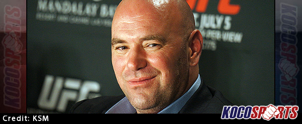 UFC's Dana White will be an analyst for the upcoming Mayweather vs. Pacquiao match