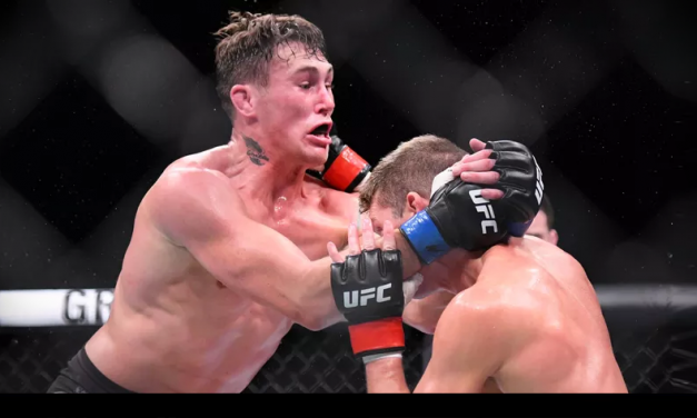 UFC Fight Night results – 05/27/18 – (Darren Till beats Stephen Thompson in controversial decision)