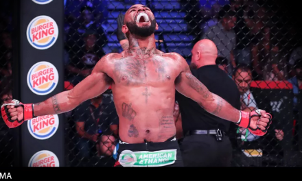 Bellator MMA 204 results – 08/18/18 – (Caldwell stops Lahat by TKO in the 2nd round)