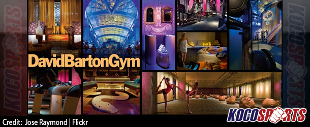 Built from the brand up; when it comes to designing the perfect gym, brand must be considered