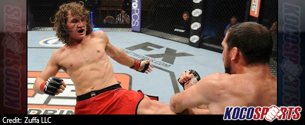 "A closer look at UFC Fighter David Michaud ""Pine Ridge's Fighting BullDawg"""